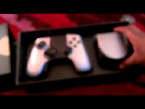 OUYA Unboxing Android Based Game Console