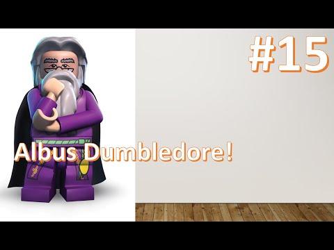 Lego Harry Potter Years 1-4 HWES -Episode 15- Dumbledore!!! |