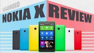 Обзор Nokia X, самый честный   UADROID