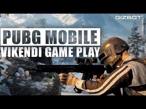 Pubg Mobile Vikendi Update Gameplay Gizbot Live Stream Youtube
