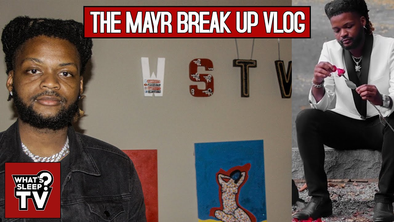Mayr Talks Creating A Song Dedicated To His Ex Girlfriend In Hopes Of Getting Her Back