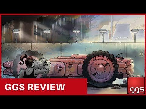 GRIP Combat Racing Review | It's the rabid badger of racing games | GGS Reviews