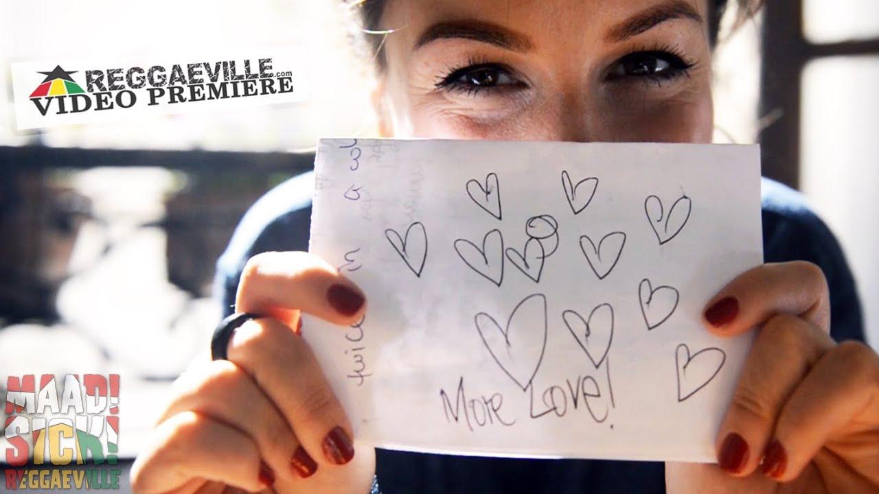 ❤️ Sara Lugo - More Love [Official Video 2015]