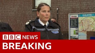 39 bodies found in Essex container - BBC News