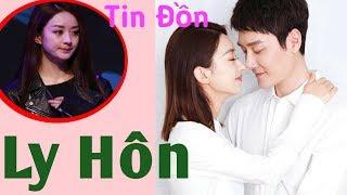 Rộ tin Triệu Lệ Dĩnh - Phùng Thiệu Phong ly dị sau khi sinh con vì lý do drama như phim #trieuledinh