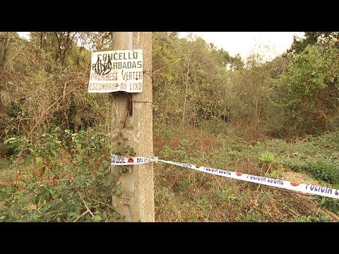 Hallan el cadáver de una mujer en el lecho seco del río Barbadás 14.9.20