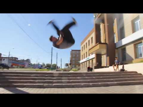 ¡¡¡¡INCREIBLE PARKOUR Y FREERUNNING, SOLO PROFESIONALES!!!!