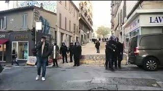 Gilets jaunes : le cortège marseillais s'est dispersé