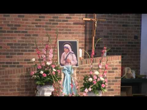 Mass for St. Teresa of Calcutta