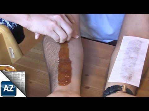 Diy Sugaring Haarentfernung Mit Zuckerpaste Doovi