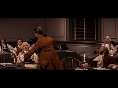 1776: Sit down, John! 1972 Film Version