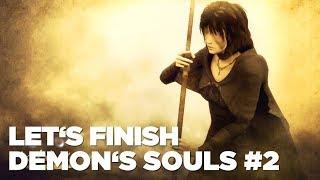 Hrej.cz Let's Finish: Demon's Souls #2 [CZ]