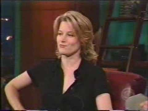 Bridget Fonda - [Jul-2001] - interview (part 1)
