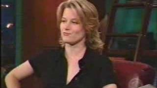 Bridget Fonda - [Jul-2001] - interview (part 1)