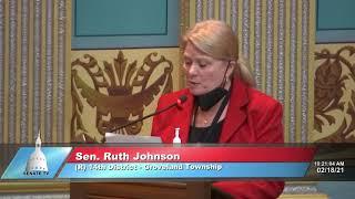 Johnson resolution proclaims February