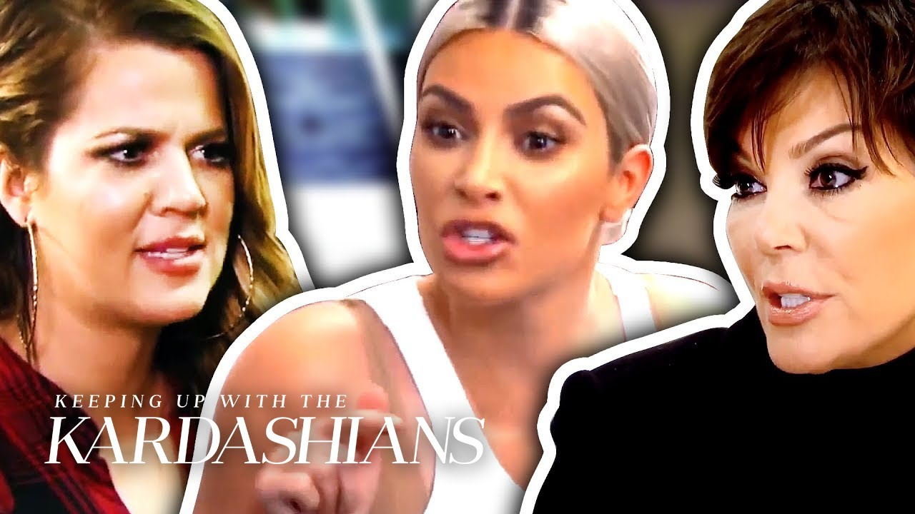 6 Times the Kardashian-Jenners Did NOT Hold Back | KUWTK | E!