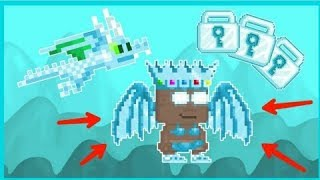 [ Growtopia ] 2dls Set Challenge!