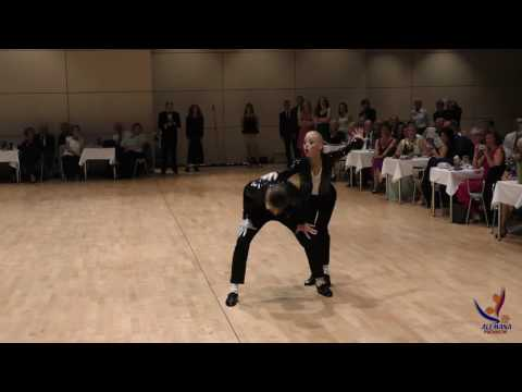 Anton Skuratov & Alona Uehlin • Michael Jackson Showdance Kür