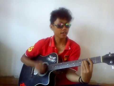 Main Gitar Ra Kuat Mbok (cover)