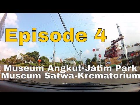 Jalan-Jalan Nostalgia Kota Malang Eps 4 - Jatim Park-Museum Satwa-BNS-Krematorium-Jalan Alternatif