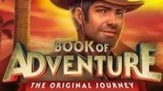 Book Of Adventure - Slot Machine