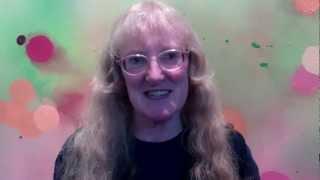Mystery Author Carola Dunn At Left Coast Crime