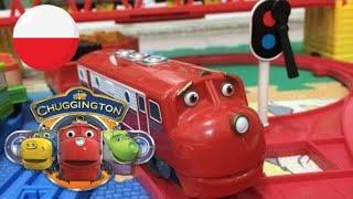 【pociągi zabawki】Stacyjkowo - Wilson (00603 Z pl)