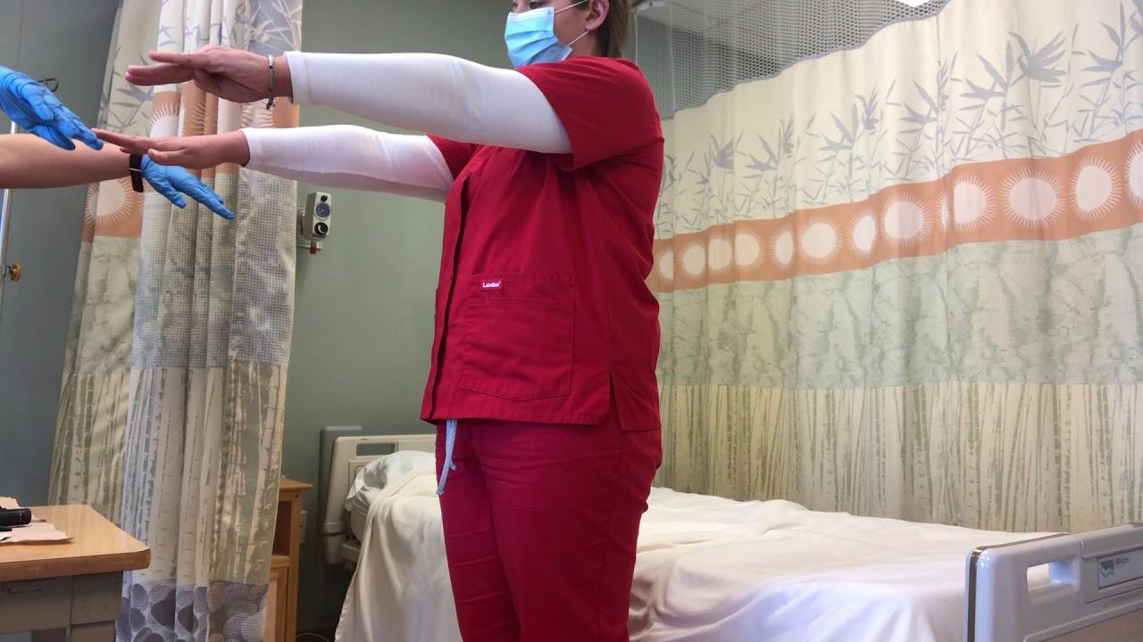 Head to Toe Assessment: Nursing - YouTube