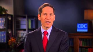 CDC Director Dr. Tom Frieden: Thrombosis is a Serious Public Health Problem