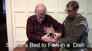 Advanced Cat's Cradle:soldier's Bed To Fish In A Dish