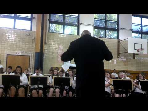 Kent County Middle School Band- Respect