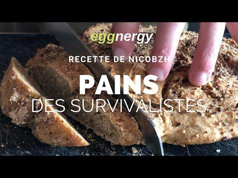 pains des survivalistes