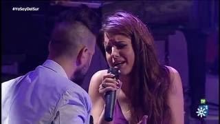Lidabeth y Álvaro protagonizan el momento romántico de la noche | YO SOY DEL SUR