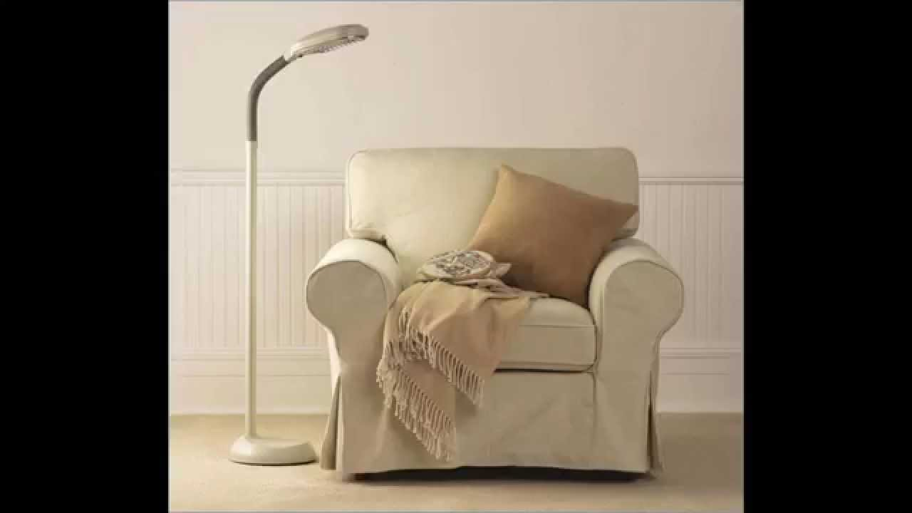 Best Modern Floor Lamps Ott Lite L24554 Task Plus High