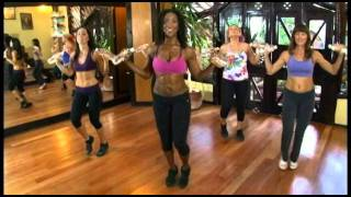 Tuesdays Challenge Workout | Hot body warm up + this one 2x + Bikini Abs | TiffanyRotheWorkouts