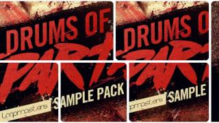 Drums Of Sparta - Cinematic Drum Percussion Samples - Loopmasters