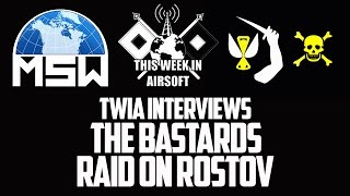 TWIA Interviews The Bastards @ Raid on Rostov