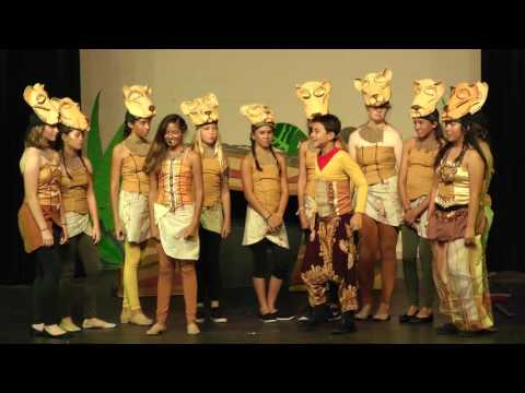 the lion king jr  performed by the innovations public charter school