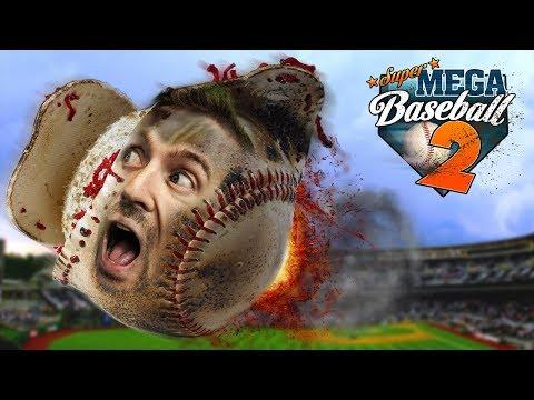 BALLS TO THE WALL - Super Mega Baseball 2 Gameplay