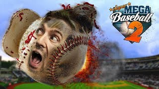 BALLS TO THE WALL - Super Mega Baseball 2 Gameplay