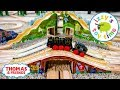 Thomas and Friends BRIDGE CHALLENGE! Fun Toy Trains for Kids   Thomas Train with Brio for Children