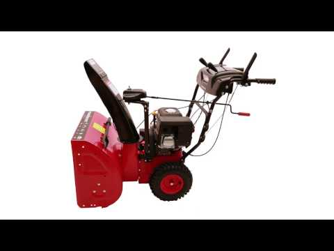 Powersmart Snow Blower DB7103/DB7103PA assembly