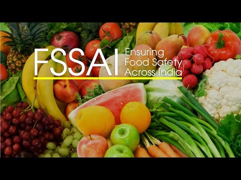 Pawan Agarwal, Food Safety Standards Authority of India