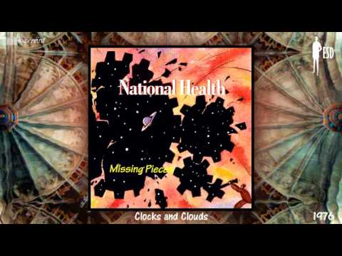 National Health feat. Amanda Parsons - Clocks and Clouds [Prog Rock - Canterbury Scene] (1976)