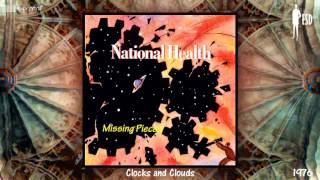 National Health feat. Amanda Parsons - Clocks and Clouds [Prog Rock - Canterbury Scene] (1976)