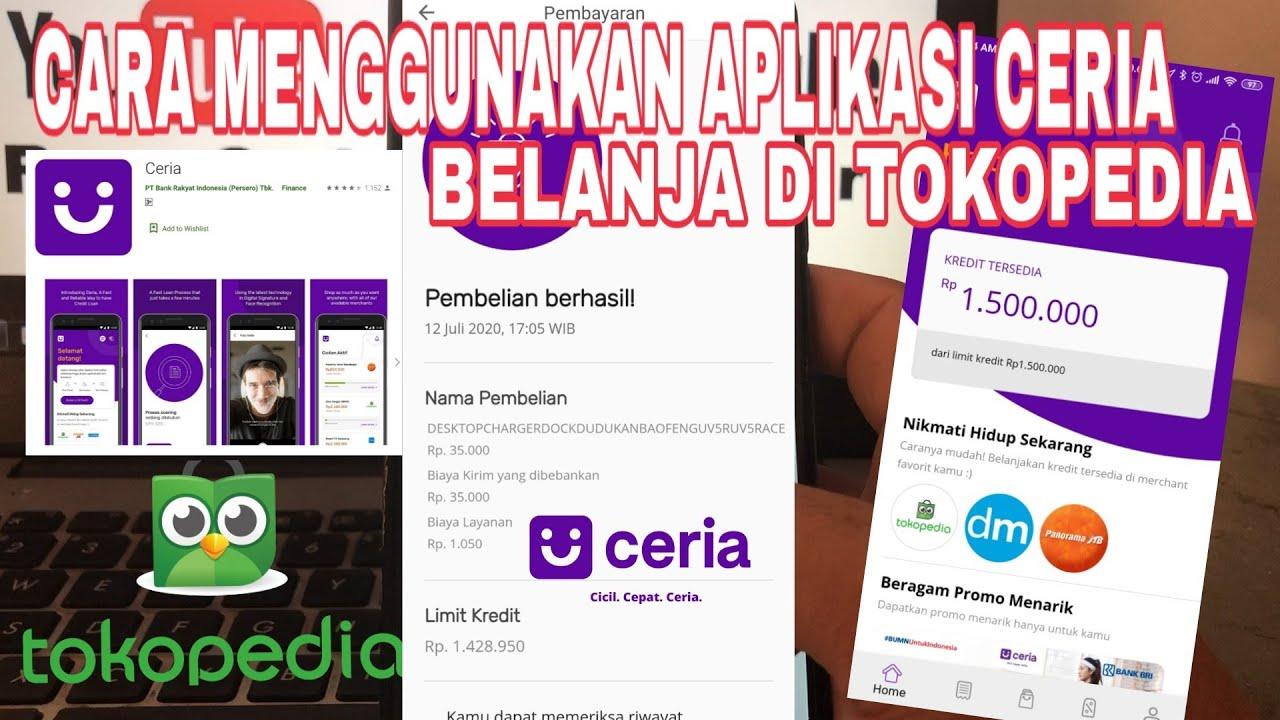 aplikasi ceria bank bri
