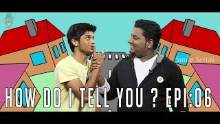 """Why no review for """"24"""" ?   How Do I Tell You ? #7   Comment Reactions   Rj Vignesh"""