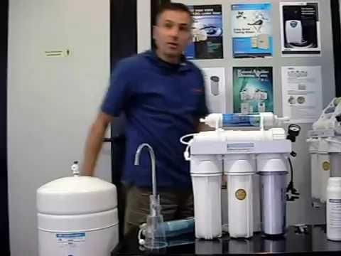 Mantenimiento smosis 5 etapas youtube - Depuradora agua domestica ...