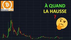 BCH À QUAND LA HAUSSE !? bitcoin cash analyse technique crypto monnaie