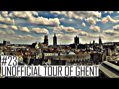 TOUR OF GHENT, BELGIUM (CASUAL FRIDAYS #23)